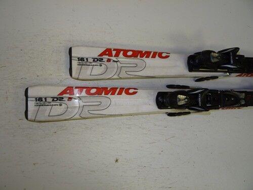 Ski Carvingski Atomic Atomic Atomic DR 5 mit Bindung, 161cm (DD963) 9176a5