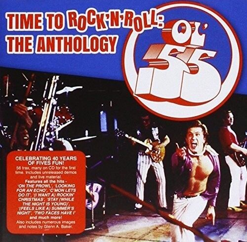 Ol 55 - Time To Rock N Roll: Anthology [New CD] Australia - Import