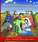 Die Weihnachtsgeschichte. Vorlesen-Aufnehmen-Anhören von Petra Klose (2014, Gebundene Ausgabe)