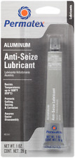 Permatex 81343 Anti-seize Lubricant 1 Oz. Tube
