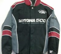 Daytona 500 Chase Authentics Nascar Jacket 2013 55th Annual American Race - 3x