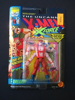 X-Men X-Force ToyBiz Loose // Complete NM Marvel Comics Bridge G.W 1992