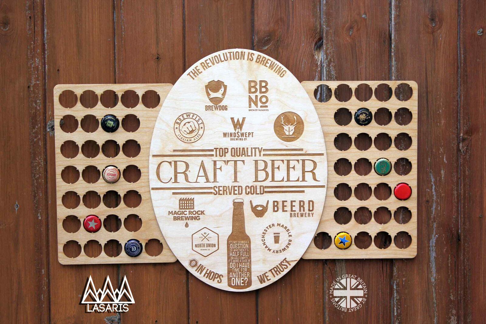 Craft Beer Bottle Cap Collection Beer Cap Gift Art