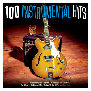 100-Instrumental-Hits-VARIOUS-ARTISTS-Best-Of-100-Songs-ESSENTIAL-MUSIC-New-4-CD