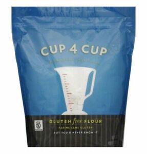 CUP 4 CUP Gluten Free Bulk Flour, 25 Pound 859216003011 | eBay
