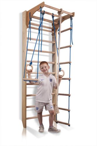 Espaldera de Fitness Espaldera para Gimnasio Niños Escalera Sueca de Juegos