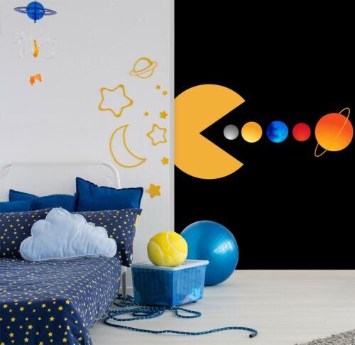 Details about  /3D Planetenfarbe M745 Tapete Wandbild Selbstklebend Abnehmbare Boris Drascho Fay