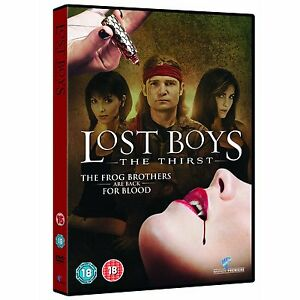 Lost-Boys-3-The-Thirst-DVD-Brand-New-Sealed-Movie-Region-2-Film-Free-UK-P-P