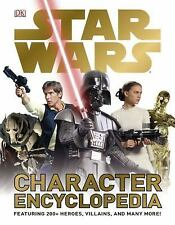 DK Star Wars Character Encyclopedia Hardcover Book 200+ Big Color Photos