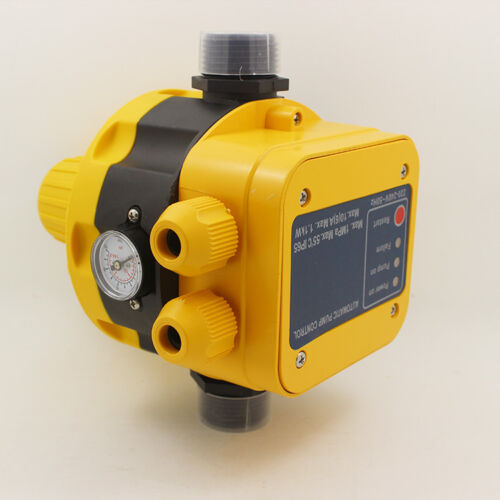 Guaranteed Quality Automatic Water Pump Pressure Controller Pressure Switch 220V