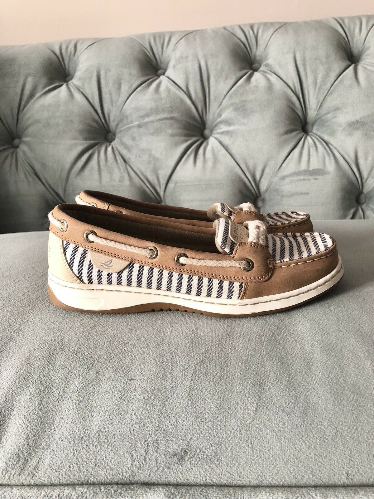 Sperry Top Sider chaussures Bateau Sz 6