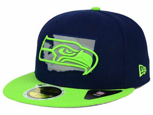 sports shoes 40626 a30e0 Image is loading Official-NFL-Seattle-Seahawks-State-Flective-Redux-New-