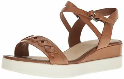 ECCO Womens Touch Braided Plateau Wedge Sandal Pick SZColor. | eBay
