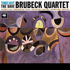 Dave Brubeck Quartet - Time Out 180g vinyl LP NEW/SEALED Take Five