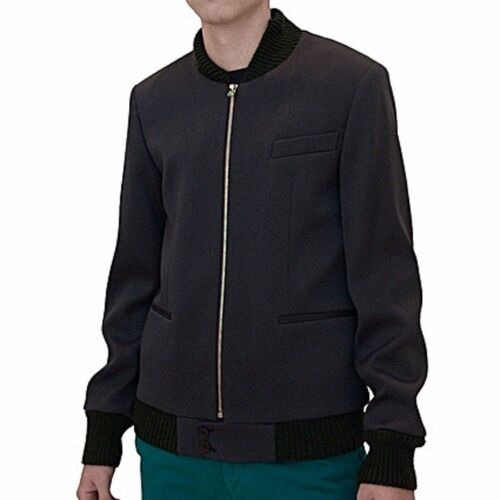 Edges Knitted Giubbotto Maglia Jacket Paul Smith Finiture xTwRqT06Z