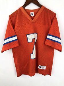 Vintage-Denver-Broncos-John-Elway-Jersey-Logo-7-Mens-Size-Medium-90s-NFL-Blank