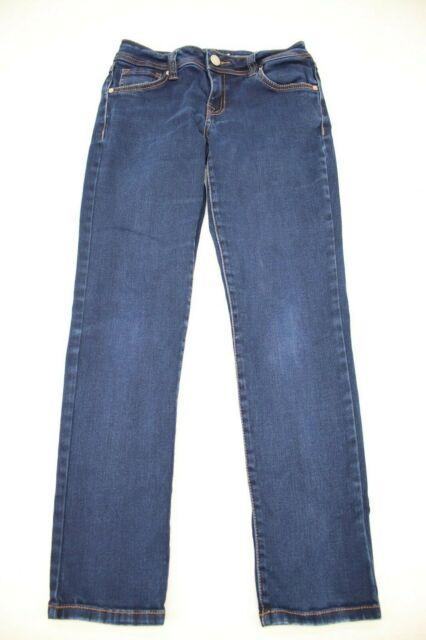 INC Womens Jeans Skinny Leg Size 6 Petites Dark Blue Denim  28 Inseam