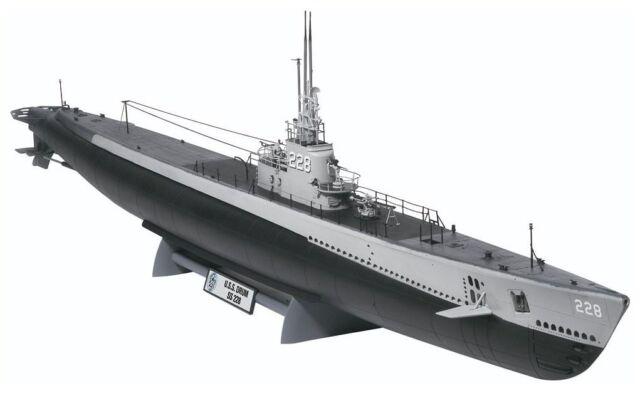 Revell 0394 - Gato Klasse U-Boot im Maßstab 1:72