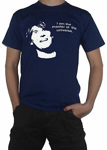 NEW-Brian-Cox-I-am-the-master-of-the-universe-T-SHIRT-Astronomy-Science-Top