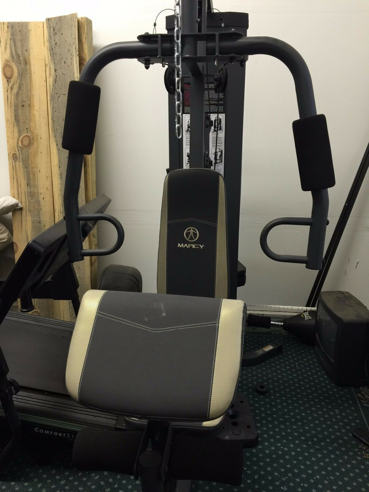 Marcy Weight Bench Lift Equipment and Weights