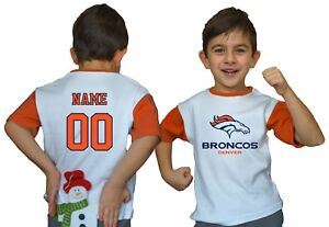 denver broncos youth shirts
