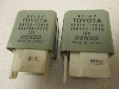 85925-17010 Main Cooling Fan Blower Relay for Toyota Camry Corolla MR2 RAV4