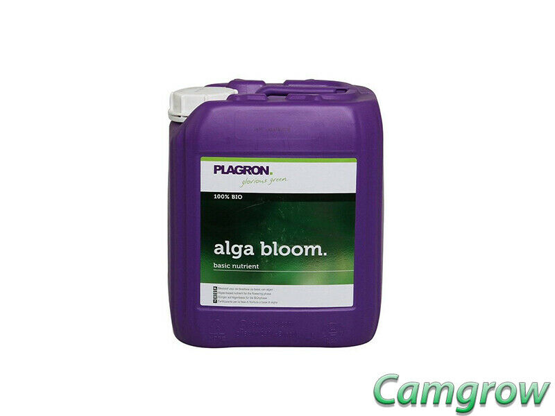 Plagron-Alga Bloom 5 L-nutrientes suelo orgánico
