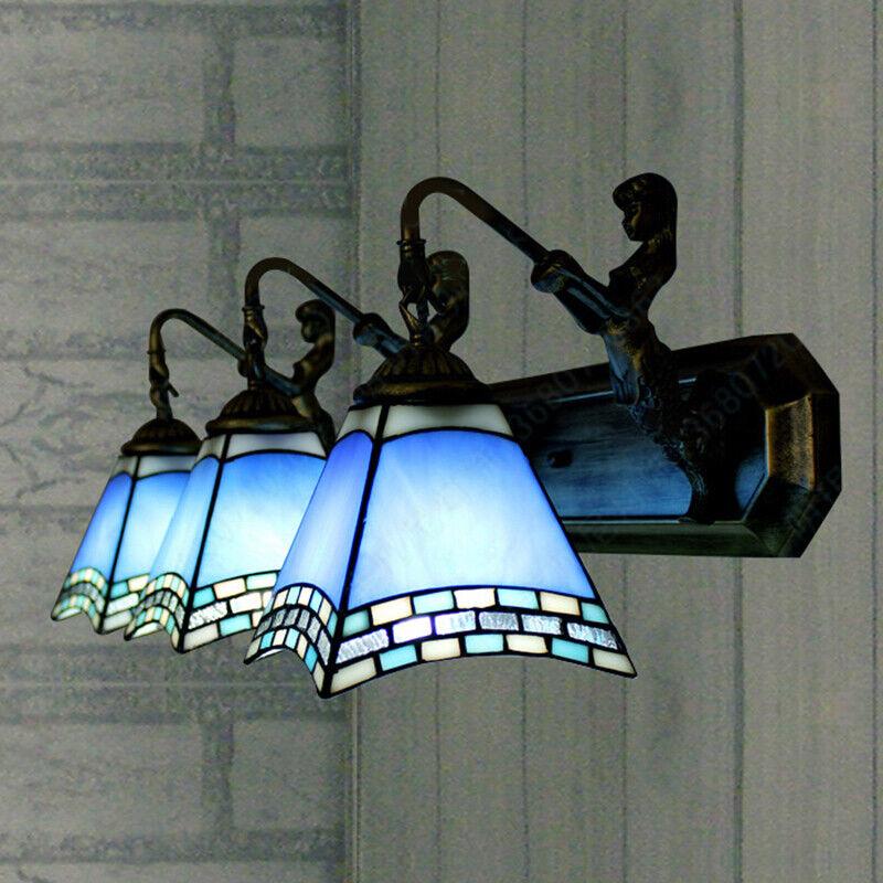 Tiffany Wall Sconce Single Light