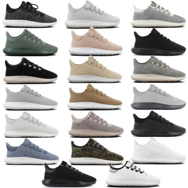 ADIDAS ORIGINALS TUBULAR Shadow Sneaker Grün Camouflage