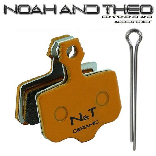 N/&T Avid Elixir 1 3 5 DB1 DB3 C R CR Carbon SRAM VIA GT Ceramic Disc Brake Pads