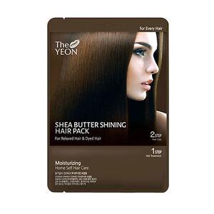 THE-YEON-Shea-Butter-Shining-Hair-Pack-20ml-1ea-Focused-moisturizing