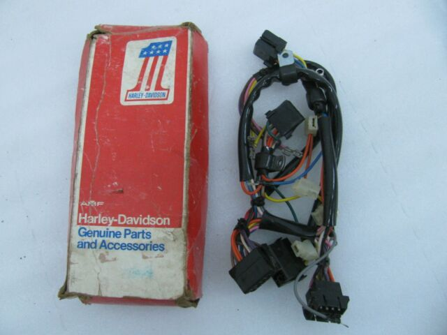 Shovel NOS style WIRING HARNESS KIT for Harley 1970-1972 Shovelhead FLH