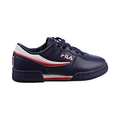 Fila 3VF80105-460 Original Fitness Navy//White//Red Big Kid Sneakers