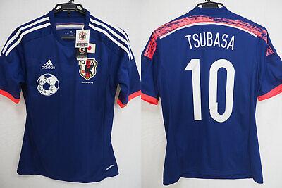 Ozora10 Captain Tsubasa Jersey Shirt 2015 M Jfa BnwtEbay Japan Home 2014 Adidas 2EDW9IeHY