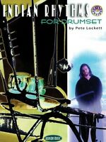 Indian Rhythms For Drumset Percussion 006620117