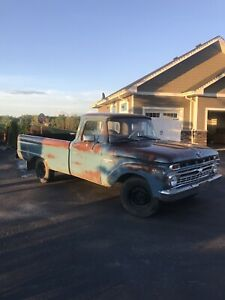 1966 Ford Autres Pick-ups