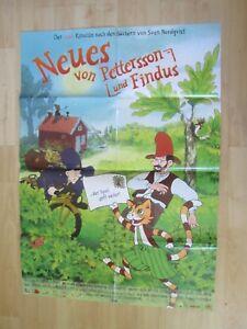 Filmplakat - Neues von Pettersson und Findus - Braunschweig, Deutschland - Filmplakat - Neues von Pettersson und Findus - Braunschweig, Deutschland