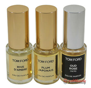 Tom Ford Choose Scent Mini 034oz10ml Eau De Perfume Spray New