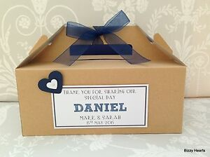 Image Is Loading Personalised Childrens Wedding Favour Activity Box Brown Kraft