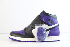 new products 5e4d4 75050 Image is loading Nike-Air-Jordan-Retro-1-High-OG-Court-
