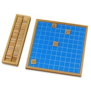 Montessori-Mathematics-Educational-Wooden-Teaching-Toys-1-100-Number-Table-Toy
