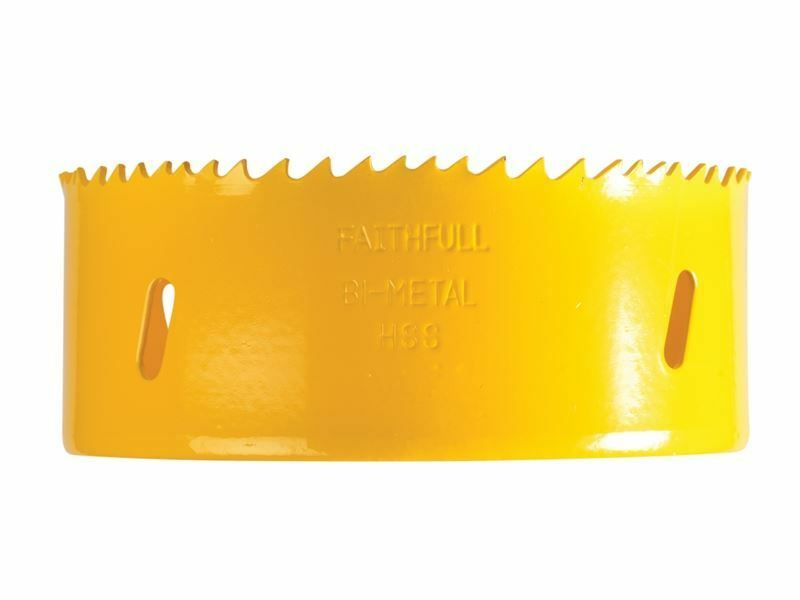 Faithfull - Varipitch Holesaw 105mm