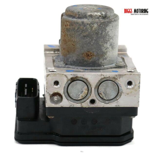 2005-2008 Acura Tsx Anti Lock Abs Brake Pump Module