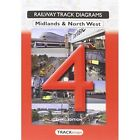 Midlands & North West: Book 4 by TRACKmaps (Paperback, 2013)
