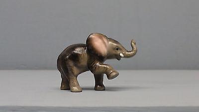 Old Monrovia Matte Hagen Renaker Elephant Baby
