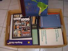 Große Kiste Bücher, Bananenkiste, für Leseratten ca. 24 Stück, 35
