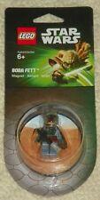 LEGO Star Wars - Boba Fett - Mini Fig / Mini Figure Magnet