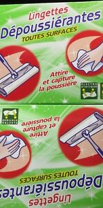 Lot-revendeur-destockage-De-120-Lingettes-Depoussierantes-Multi-Usage