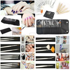20pc-Nail-Art-Design-Painting-Dotting-Detailing-Pen-Brush-Manicure-Tool-Kit-Set