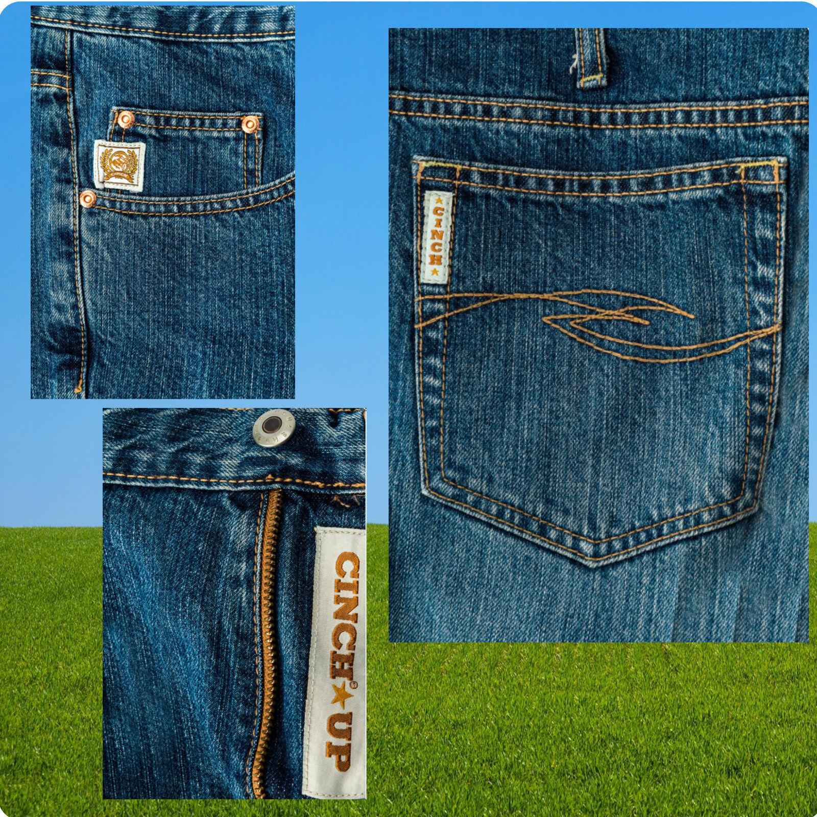 CINCH Herren Jeans DOOLEY DOOLEY DOOLEY Western Jeans Reitjeans Work Jeans d51f43